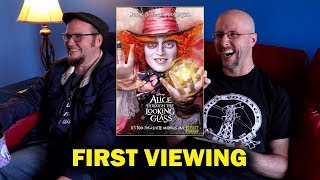 Video Alice Through the Looking Glass - First Viewing MP3, 3GP, MP4, WEBM, AVI, FLV Desember 2018