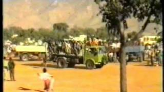 Eritrea, Keren youth going to Sawa December 1995
