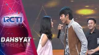 Video DAHSYAT - Ciee Ketangkep Kamera Arbani Colek Hidung Adinda Saat Nyanyi Be My Love [10 April 2017] MP3, 3GP, MP4, WEBM, AVI, FLV Mei 2018