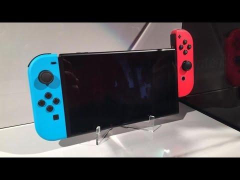 In-Depth Switch Walkthrough With Nintendo (видео)