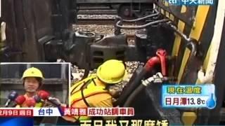 台鐵最嬌小女調車員 156CM不怕粗活_中天新聞