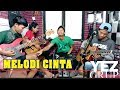 Download Lagu MELODI CINTA - H. RHOMA IRAMA (Cover by YEZ Grup) Mp3 Free