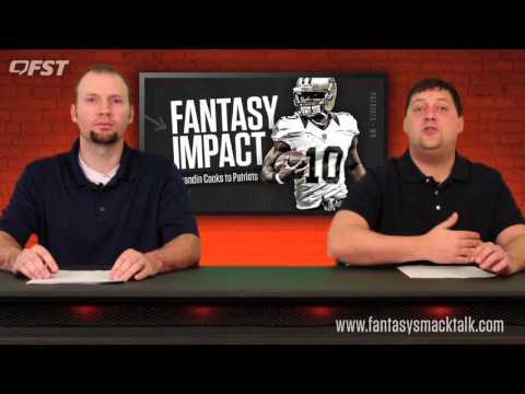 Fantasy Impact of the Brandin Cooks Trade thumbnail