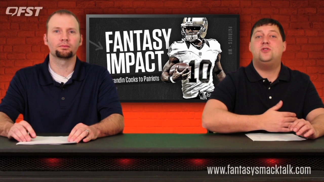 Fantasy Impact of the Brandin Cooks Trade thumbnail