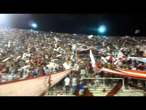 Huracan - Independiente de Santa Fe, final ida de la copa sudamericana - La Banda de la Quema - Huracán