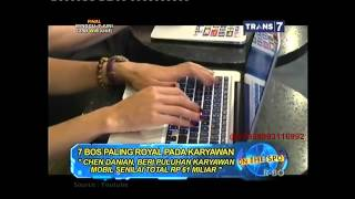 Video On The Spot - 7 Bos Paling Royal Pada Karyawan MP3, 3GP, MP4, WEBM, AVI, FLV Januari 2018
