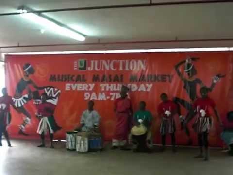 Masai Market @The ..