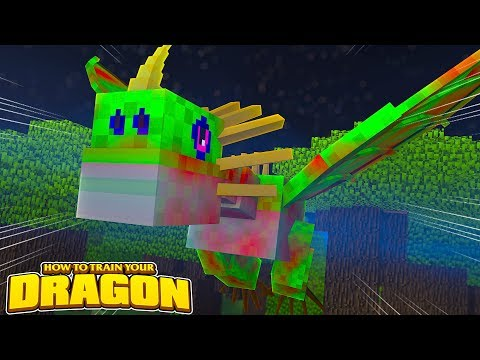 ZOMBIE DISEASE IS BACK!! HOW TO TRAIN YOUR DRAGON #61 w/ Little Lizard