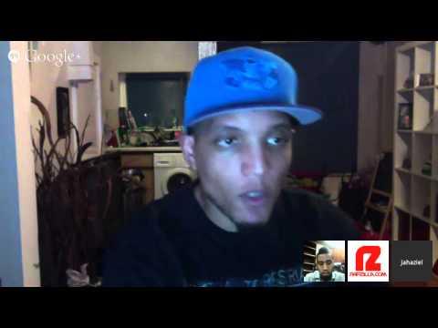 Jahaziel Live Interview