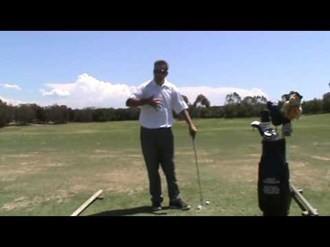 Width and Depth in the Golf Swing
