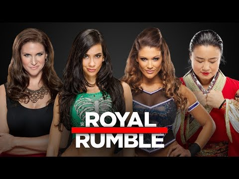 WWE Royal Rumble 2019: Top 10 Returns and Surprise Entry Predictions