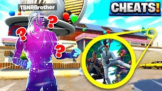 Video FORNITE DUSTY DINER HIDE AND SEEK! - WE ALL CHEATED against MY LITTLE BROTHER! MP3, 3GP, MP4, WEBM, AVI, FLV Juni 2019