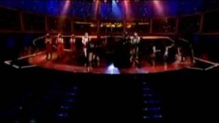 Gnarls Barkley - Crazy (On MTV Movie Awards) (Live)