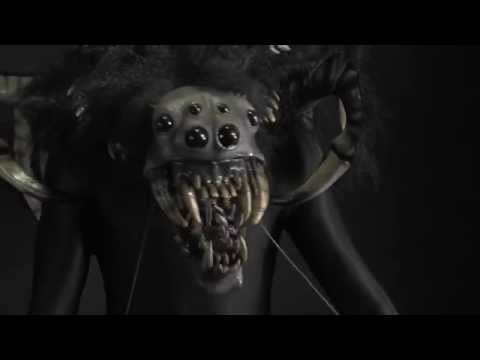 The Nightmare Collection - Mammoth Chomping Spider Costume