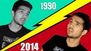 Download Lagu 1990 срещу 2014! Mp3