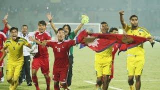 Video NEPAL (2) vs (1) INDIA : SAG 2016 MEN'S FOOTBALL FINAL : FULL HIGHLIGHTS MP3, 3GP, MP4, WEBM, AVI, FLV September 2017