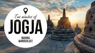 Yogyakarta Indonesia  City pictures : Yogyakarta Indonesia Attractions | Travel Guide in 2 Minutes | Map Inside Video