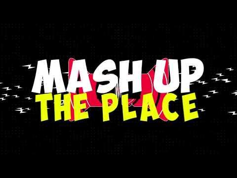 MASH UP THE PLACE - VYBZ KARTEL Dj Naps Extends LYRICS  VIDEO