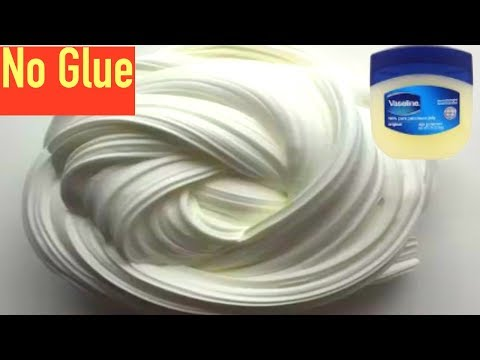 Search result youtube video vaselineslime diy how to make fluffy slime without glue or borax testing popular no glue vaseline ccuart Choice Image