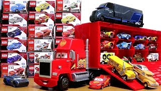 Video Disney Pixar Cars3 Toy Movie Big Mack Truck Gale Beaufort Battle Crash Cars Tomica for kids MP3, 3GP, MP4, WEBM, AVI, FLV November 2018