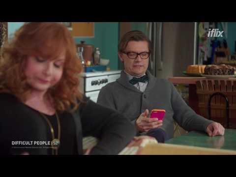 Difficult People Season 1 Trailer