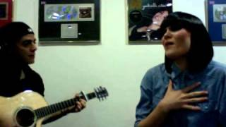JESSIE J 'NOBODYS PERFECT' ACOUSTIC (BEN MARTINEZ ON GUITAR)