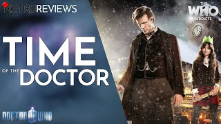 Nonton Doctor Who Retro Reviews   Time Of The Doctor  2013  Film Subtitle Indonesia Streaming Movie Download