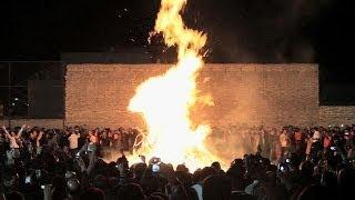 Download Lagu Zoroastrians Celebrate Fire Festival in Iran Mp3