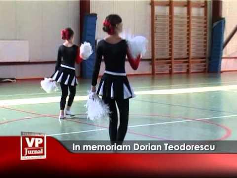 În memoriam Dorian Teodorescu