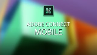 Adobe Connect YouTube video