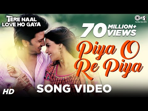 Tere Naal Love Ho Gaya (2012) Movie Song Piya O Re Piya