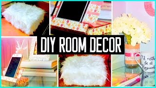 DIY ROOM DECOR! Recycling Projects | Cheap&cute Ideas! Organization