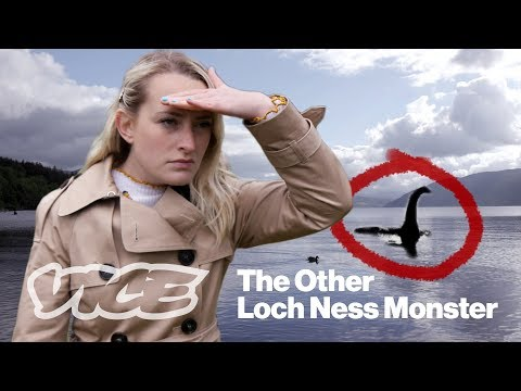 The Real Loch Ness Monster | Mystery Girl