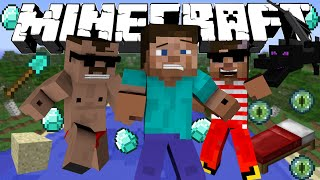5 Funny Ways to Troll Your Friends - Minecraft