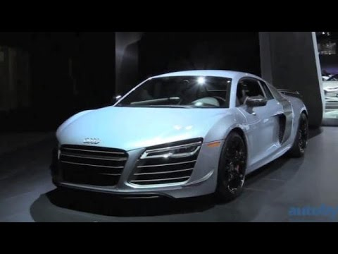 Fab Five Sports Cars of the LA Auto Show 2014