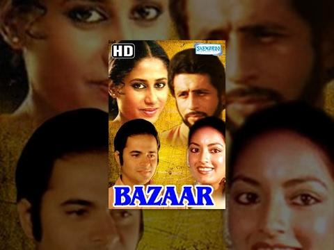 Bazaar{HD} Hindi Full Movies - Smita Patil, Naseeruddin Shah - Bollywood Movie - With Eng Subtitles