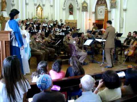 Na Pequena Belém - Cantata de Natal 2010 em Diamantina