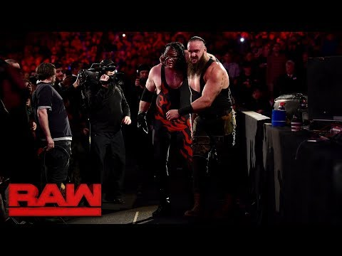 Video Braun Strowman vs. Kane - Last Man Standing Elimination Chamber Qualifying Match: Raw, Jan. 29, 2018 download in MP3, 3GP, MP4, WEBM, AVI, FLV January 2017
