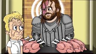 Gordon Ramsay takes on Master Chef with the Game Of Thrones characters. FOLLOW BEN AND JOE BELOW!