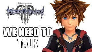 We Need To Talk About Kingdom Hearts 3