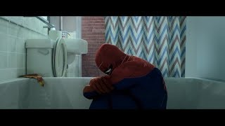 My name is Peter B. Parker (Spider-Man Into the Spider-Verse)