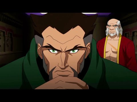 ra's al ghul returns | Young Justice Outsiders