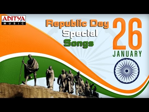 2015 Republic Day Special Songs