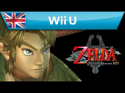 The Legend of Zelda: Twilight Princess HD with Amiibo (Wii U)