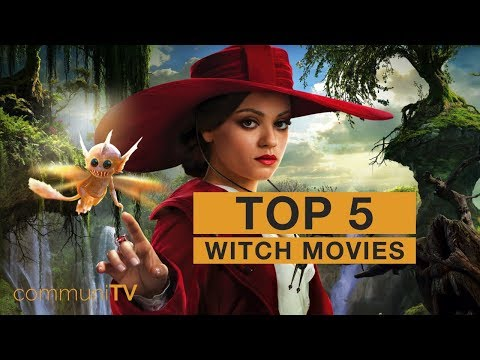 TOP 5: Witch Movies [modern]