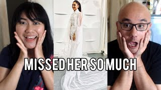 """Video Sarah Geronimo performs """"The Prayer"""" live at UAE Papal Visit 