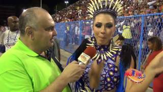 ENSAIO TÉCNICO VILA ISABEL NO SAMBÓDROMO DO RIO PARA O CARNAVAL 2017