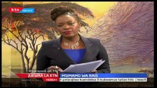 Jukwaa la KTN: Taaluma ya kubandikwa nywele, 10/19/2016
