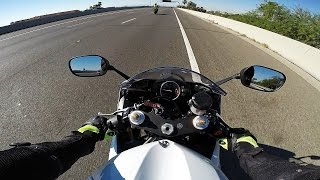 1. 2015 Yamaha R6 - Test Ride Review