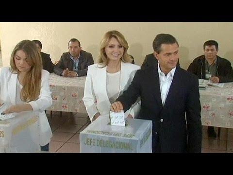 Μεξικό: Απώλειες για το κόμμα του προέδρου Πένια Νιέτο